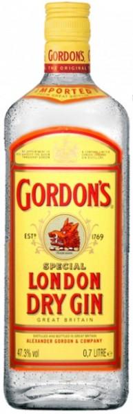Gordon's Dry Gin 47,3%