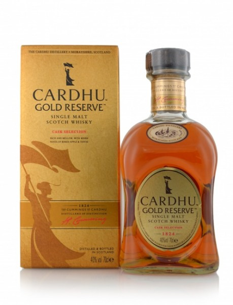 Cardhu Gold Reserve Cask Selection