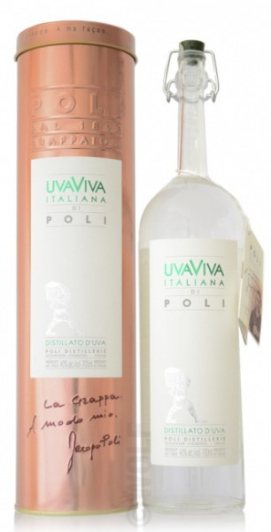 Uva Viva Italiana di Poli