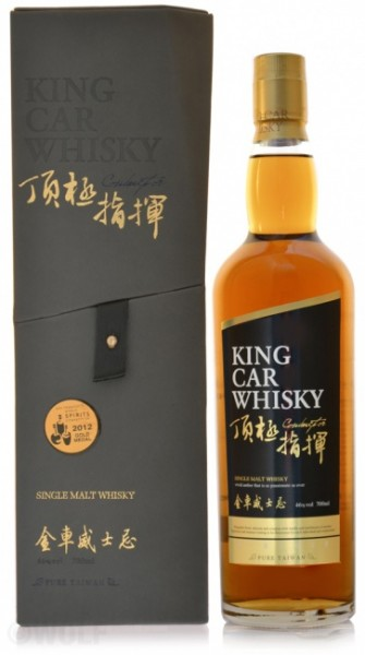 "King Car ""Conductor"" Single Malt"