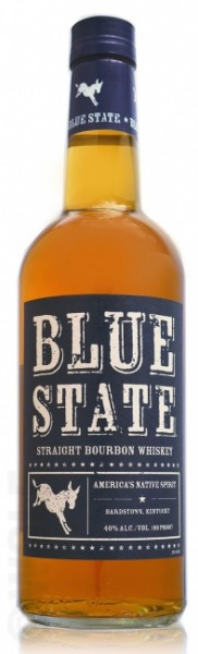 Blue State Straight Bourbon Whiskey