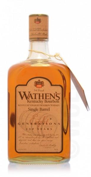 Wathen's Single Barrel