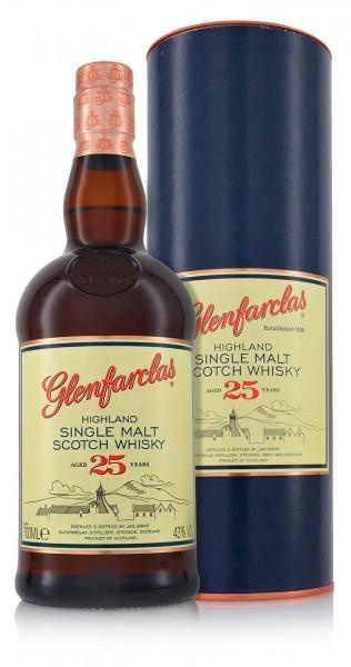 Glenfarclas Single Malt Whisky 25 Jahre