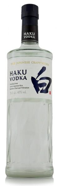 Suntory Haku Japanese Craft Vodka