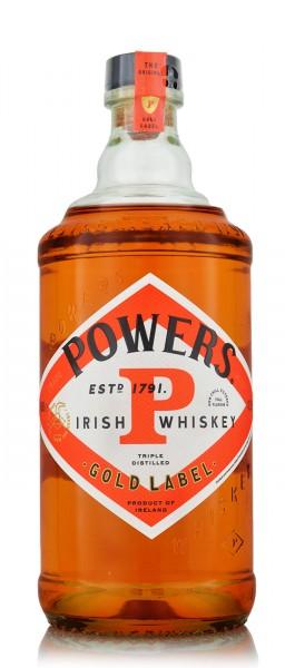 Powers Irish Whiskey Gold Label