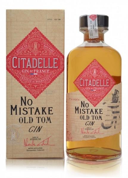 "Citadelle ""No Mistake"" Old Tom Gin"