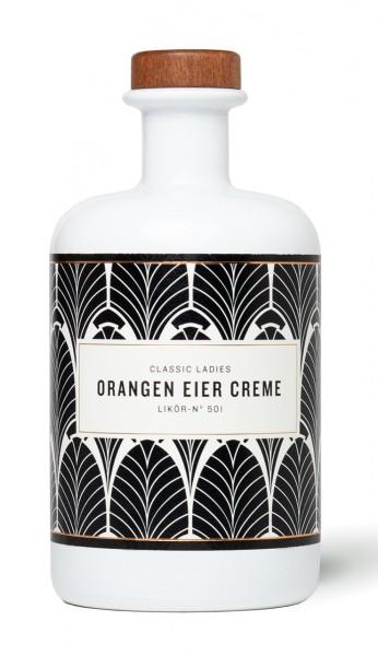 Ehringhausen Orangen-Eier-Creme-Likör