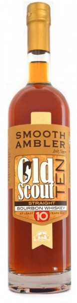 Smooth Ambler Old Scout 7 Years Old Straight Bourbon