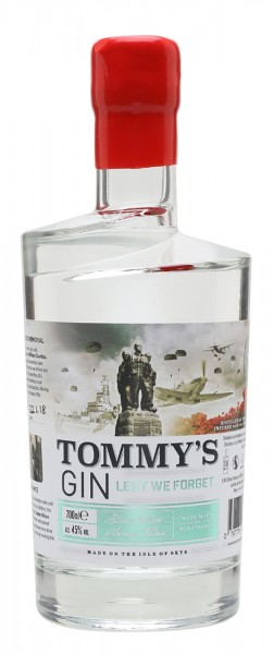 Tommy's Gin Lest We Forget