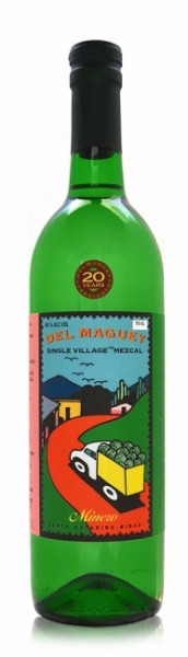 Del Maguey Single Village Mezcal Minero