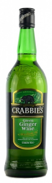 Crabbie's Green Ginger Wine