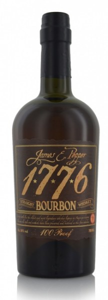 1776 James E. Pepper Straight Bourbon 100 Proof