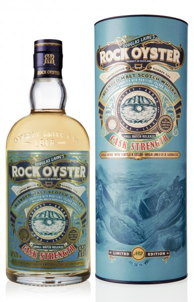 Rock Oyster Cask Strength Batch 2