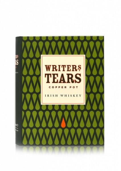 Writers Tears 3er Miniaturen-Set in Buch-Optik