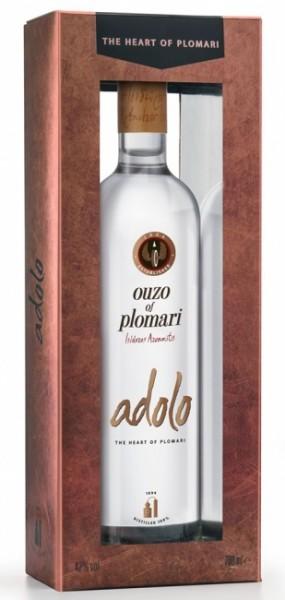 Adolo Ouzo of Plomari