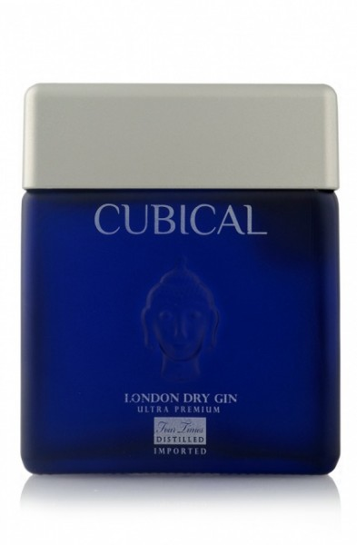 Cubical 4Times Ultra Premium London Dry Gin