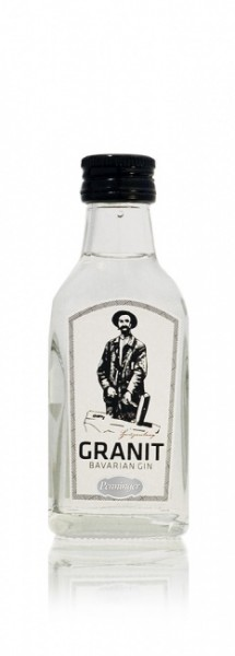 Granit Bavarian Gin Miniatur
