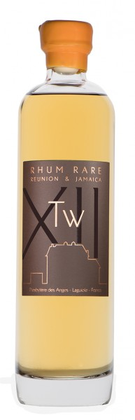 Twelve Rhum Rare Réunion & Jamaika