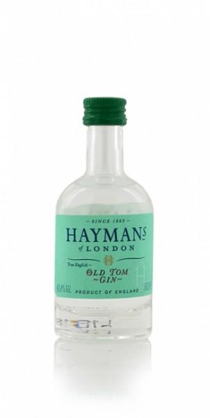 Hayman's Old Tom Gin Miniatur