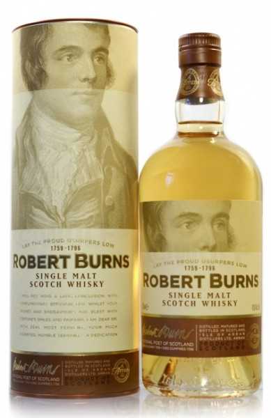 "Arran Malt ""Robert Burns"""