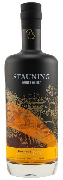 Stauning Rye Whisky Batch 3-2020