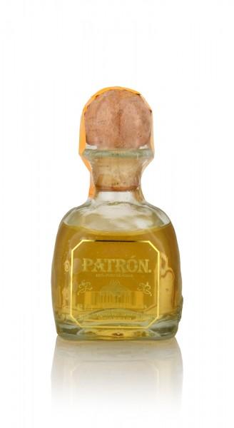 Patron Tequila Anejo Miniatur