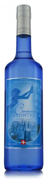 La Clandestine 53 Absinth Bleue Suisse