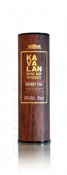 Kavalan Sherry Oak Miniatur
