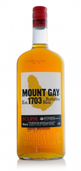 Mount Gay Eclipse 1,0 Liter