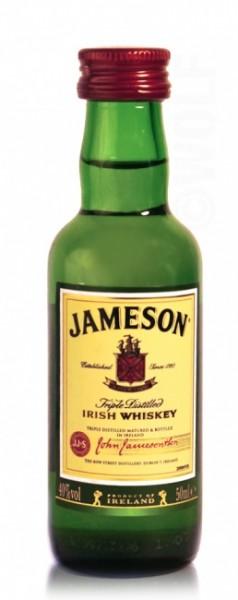 Jameson Irish Whiskey Miniatur PET