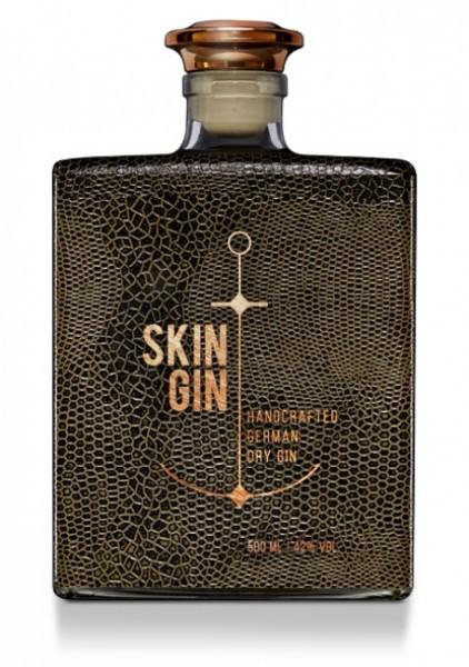 Skin Gin Reptilflasche