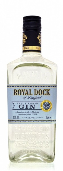 Hayman's Royal Dock Navy Strength
