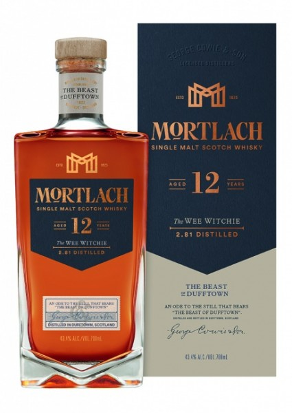"Mortlach 12 Jahre ""The Wee Witchie"""