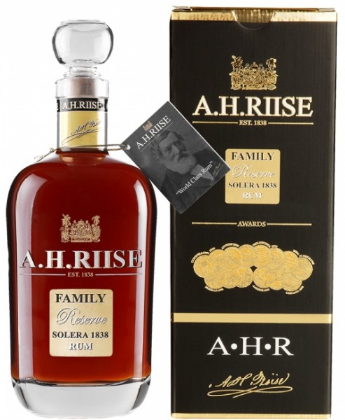 A.H. Riise Family Reserva Solera