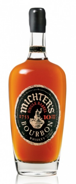 Michter's Single Barrel Bourbon Whiskey 10 Jahre