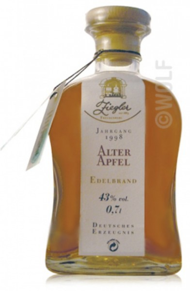 Ziegler Alter Apfelbrand