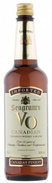 Seagrams V.O. 1,0 Liter