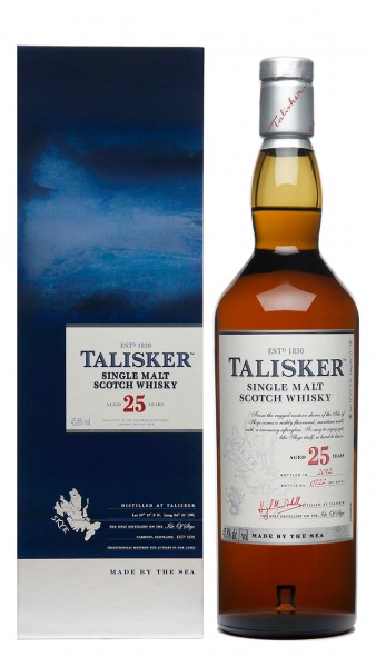 Talisker 25 Jahre Single Malt Scotch Whisky