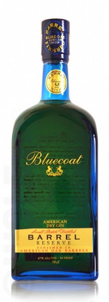 Bluecoat American Dry Gin Barrel Reserve