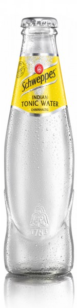 Schweppes Indian Tonic (1 x 0,2l)