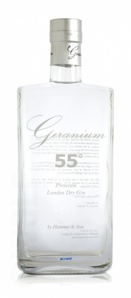 Geranium 55° London Dry Gin