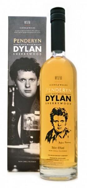 Penderyn Distillery Dylan Thomas Sherrywood