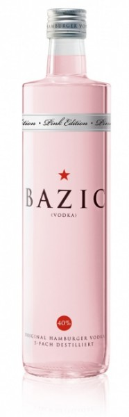 "BAZIC Vodka ""Pink Edition"""