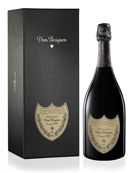Dom Perignon Champagner Vintage 2010 in Geschenkpackung