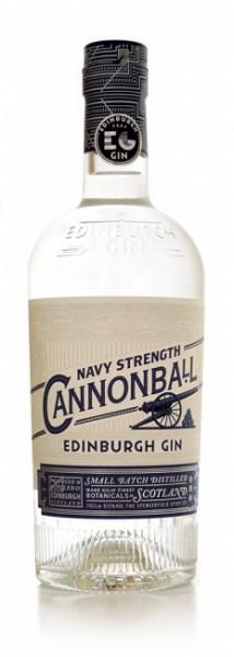 "Edinburgh Gin ""Cannonball"" Navy Strength"