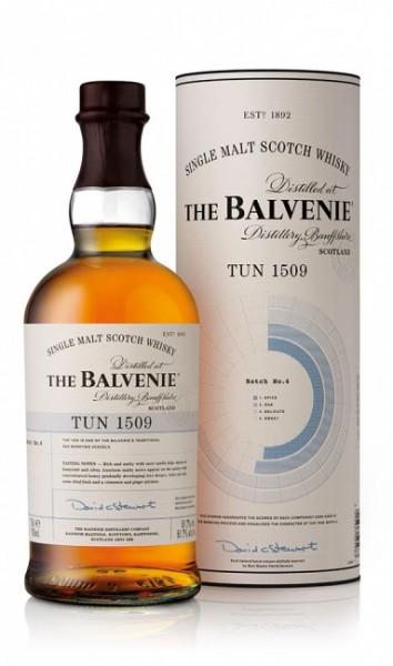 Balvenie Tun 1509 Batch No. 4