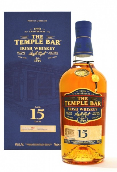 The Temple Bar 15 Jahre