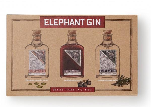 Elephant Gin Miniature Tasting Set