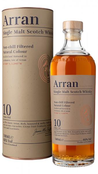 Arran Malt Single Malt Whisky 10 Jahre