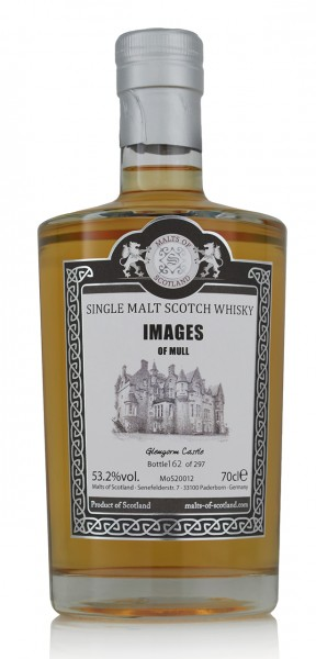 "Images of Mull ""Glengorm Castle"" Malt of Scotland"